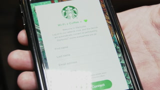 Get Review-Journal Website Access For Free At Starbucks Stores – Video