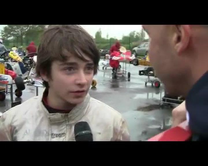 Verstappen le devolvió en Austria un adelantamiento polémico que le hizo Leclerc en kárting, en 2012
