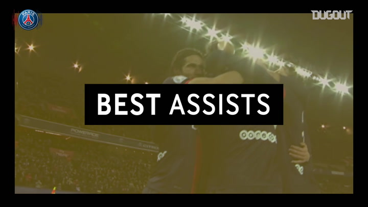 BEST ASSISTS: IBRAHIMOVIC FOR SILVA VS SOCHAUX