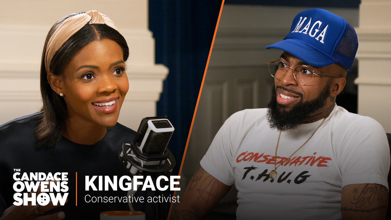The Candace Owens Show: KingFace