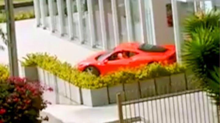Du blir ikke en god sjåfør bare fordi du kjører Ferrari