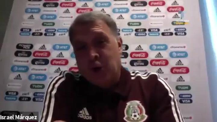 "Tata Martino: ""Yo nunca dije esas palabras sobre Messi"""