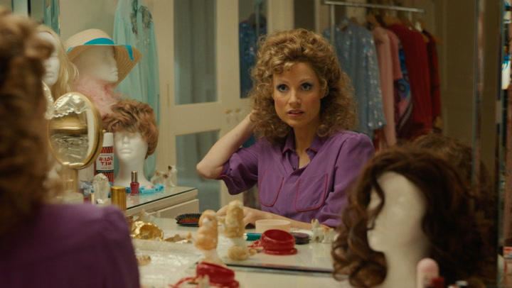 'The Eyes of Tammy Faye' Clip: The Article