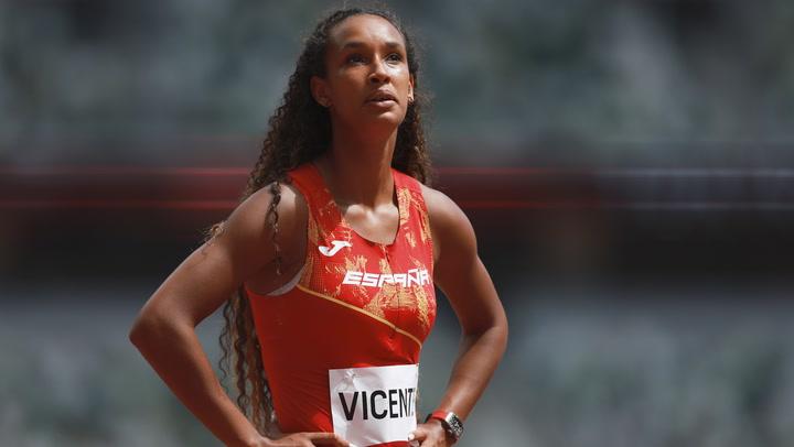 La atleta María Vicente sorprende con la manicura más olímpica, ¡impresionante!