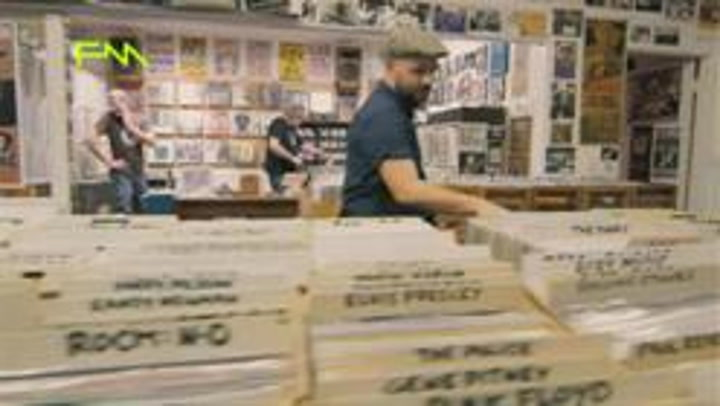 Folk Arts Rare Records