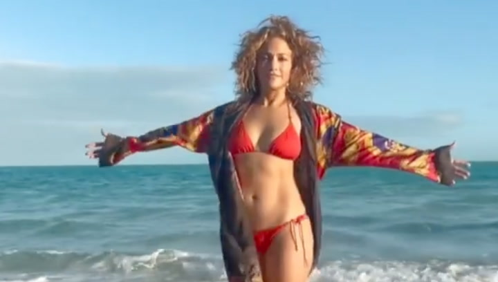 JLo boasts of spectacular buttocks at 51 and drives the networks crazy