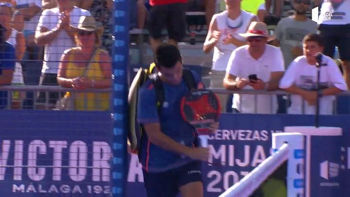 Resumen Semifinal Rico-Nieto Vs Piñeiro-Ruiz Cervezas Victoria Mijas Open