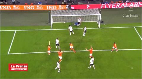 Holanda 3-0 Alemania (Liga de Naciones)