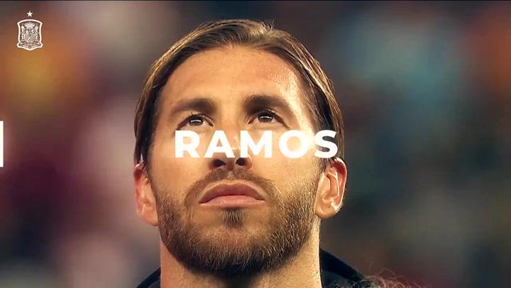 Sergio Ramos firma otro récord con la 'Roja'