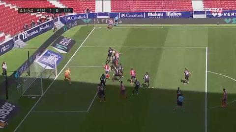 Atlético de Madrid 5-0 Eibar (Liga Española)