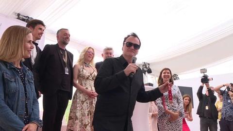 La perra del filme de Tarantino, mejor intérprete canino en Cannes