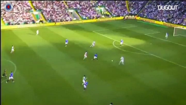 Rangers' memorable moments at Parkhead - Dugout