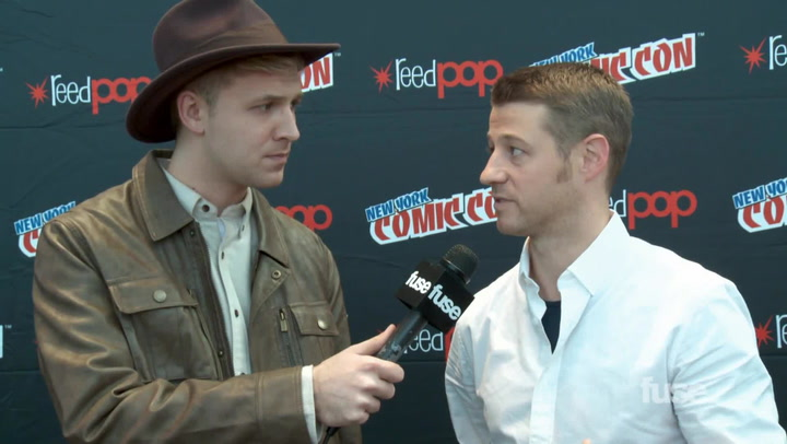Interviews: Cast of Gotham at Comic-Con (October 2014)