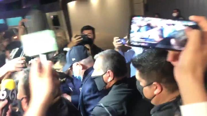 La llegada de Javier Aguirre a Monterrey