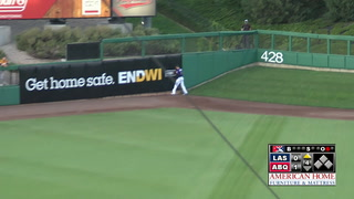 Sheldon Neuse doubles vs. Isotopes (Pacific Coast League)