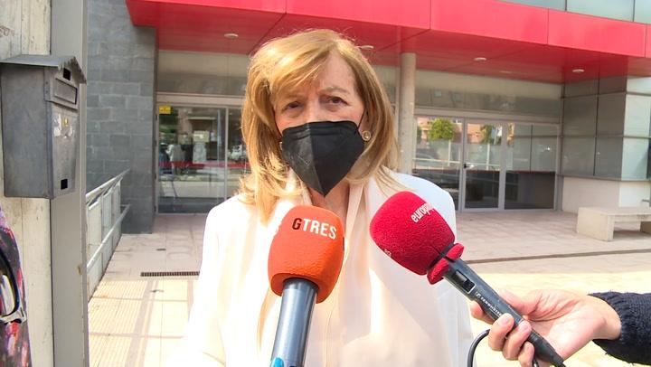 María Teresa Campos anuncia una \'sorpresa\' relacionada con Rocío Carrasco