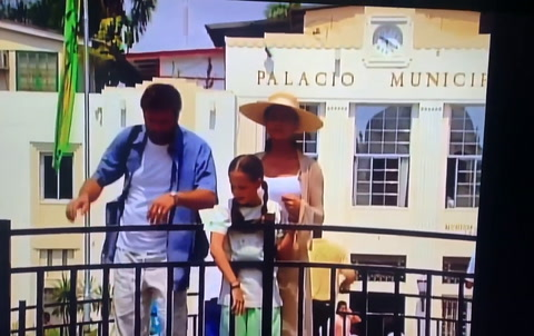 Yadhira Carrillo y Juan Soler grabaron una telenovela en Honduras