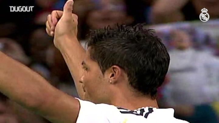 Debut Goals: Cristiano Ronaldo Vs Deportivo La Coruña