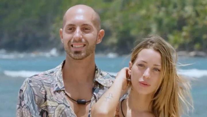 Ellos son Pablo y Mayka, participantes en la Isla de las Tentaciones 2