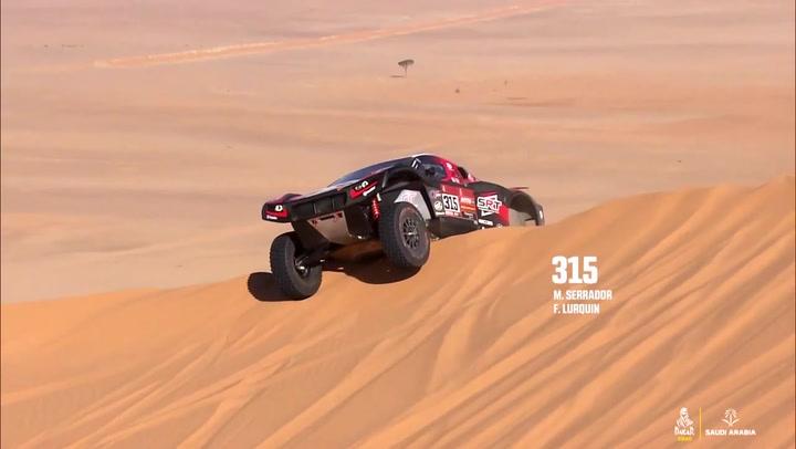 Resumen de la séptima etapa del Dakar 2020