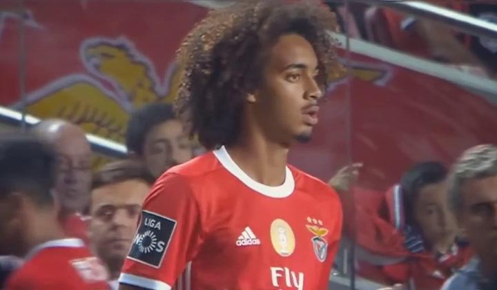 Así juega Tomás Tavares, el lateral que debutó jugando Champions