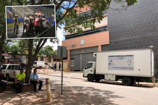 Ascienden a cuatro los muertos por incidentes en las afueras del Estadio Nacional