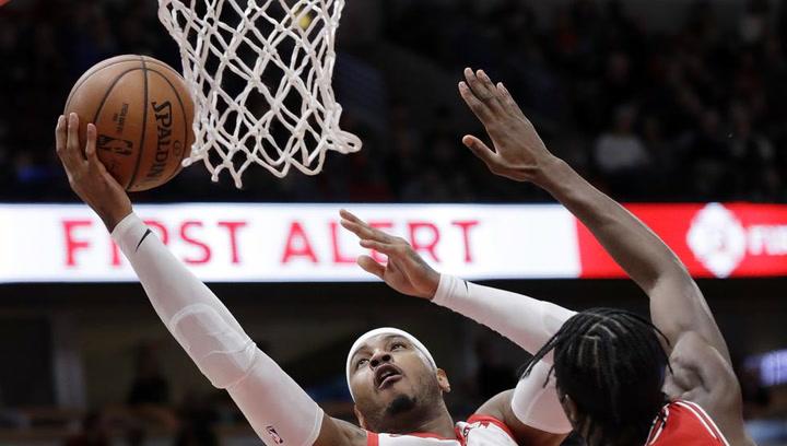 Confirmada la llegada de Carmelo Anthony a los Blazers