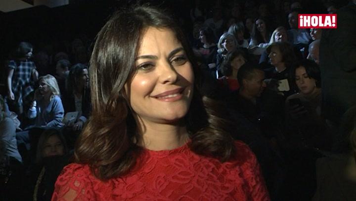 María José Suárez habla por primera vez de su nuevo novio