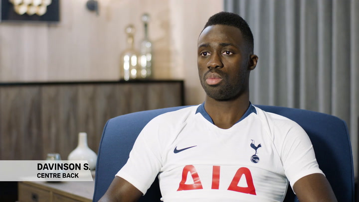 Davinson Sanchez: Mental Strength