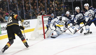 Golden Edge: Golden Knights Fall to the Jets, Search for Momentum