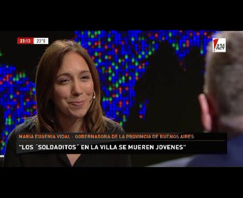 Vidal sobre el tarifazo: No hay nadie que no me diga que pagaba muy poco