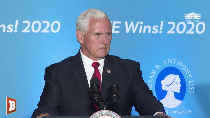 Mike Pence Gives Shoutout to Teens Arrested for 'Black Preborn Lives Matter' Message