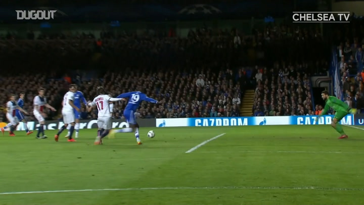 Chelsea's best goals against French teams