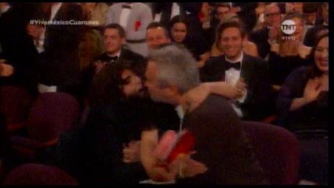 Alfonso Cuarón gana el premio Óscar al Mejor Director