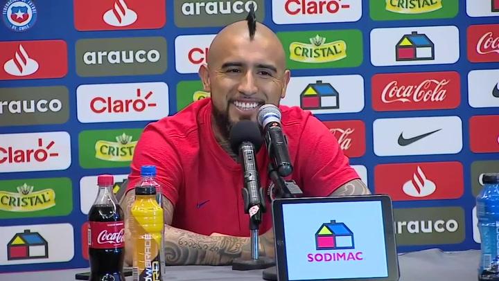 """Arturo Vidal: """"¿Neymar? Ya juego con los mejores en el Barça"""""""