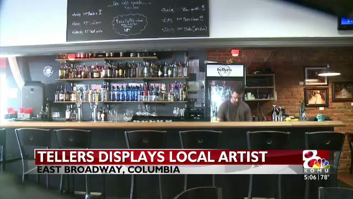 Tellers displays local Columbia photographer