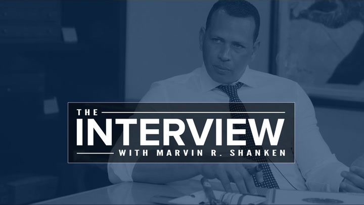 The Interview with Marvin R. Shanken Feat. Alex Rodriguez - A-Rod and Cigars