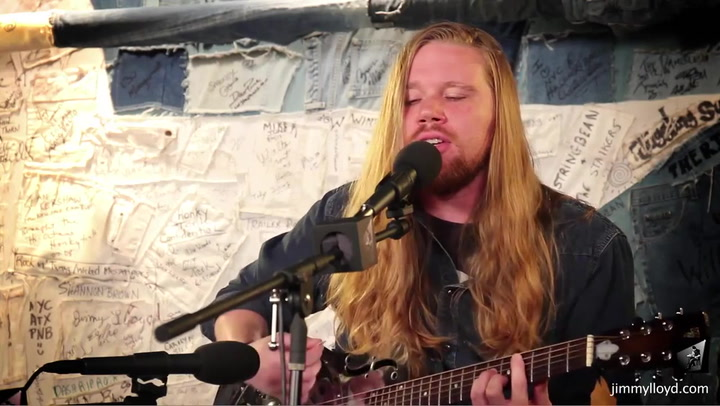 Daniel Van Cortlandt performs The Old Me on The Jimmy Lloyd Songwriter Showcase