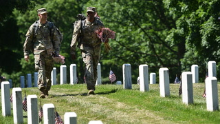 Beyond the barbecue: What does Memorial Day mean to you?