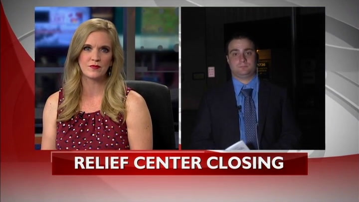 Recovery Center Closing