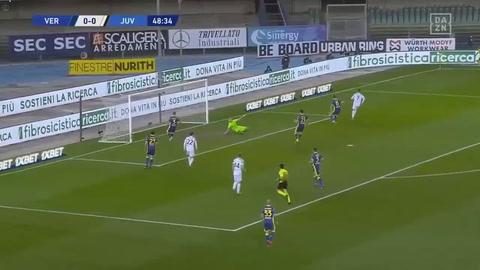 Hellas Verona 1-1 Juventus (Serie A)
