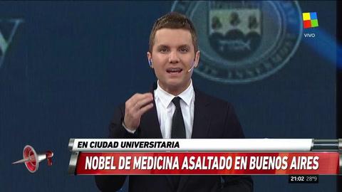 Dura crítica de Santiago del Moro en Intratables por la inseguridad