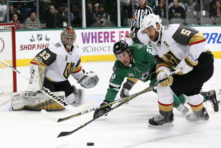 Golden Edge: Knights Sweep Two-Game Road Trip