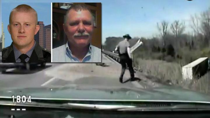 Eric brukte 12 minutter på å gjenopplive lastebilsjåføren