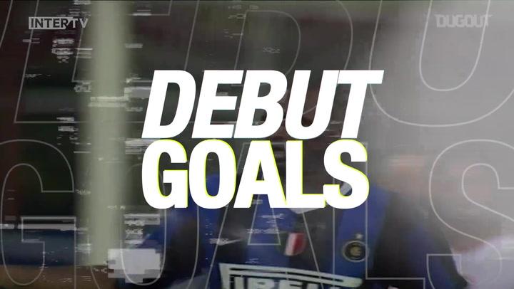Debut Goals: Patrick Vieira Vs Roma