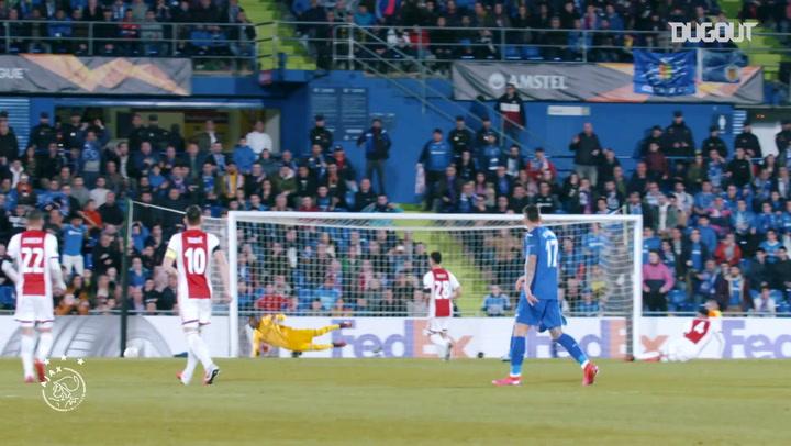Ajax lose out to Getafe CF in Madrid