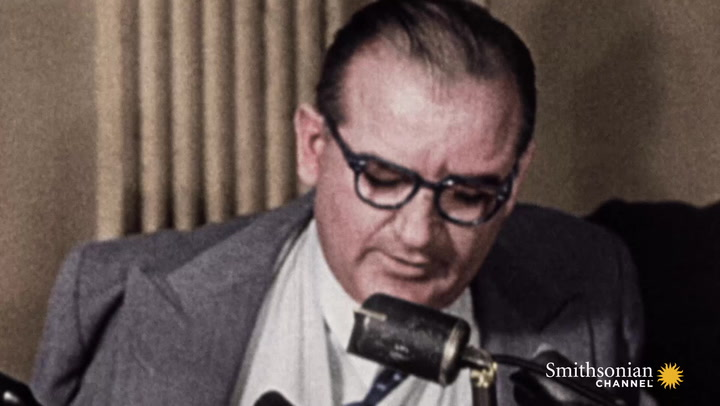 Joseph McCarthy's Downfall Was Accusing the Army of Communism