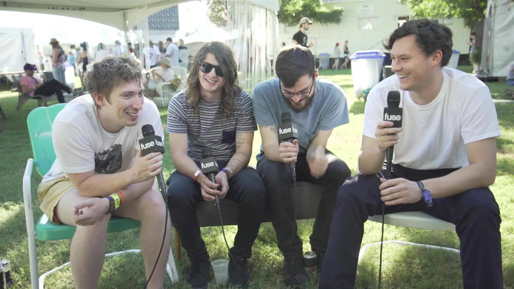 The Front Bottoms Talk Jersey at Austin City Limits