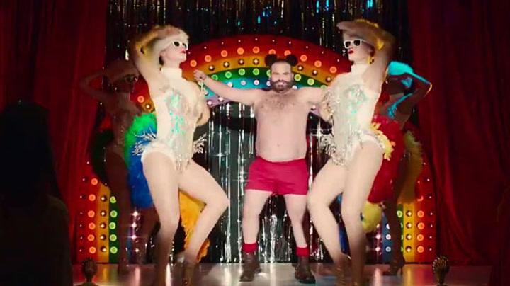 TV-kanal med glitrende homoreklame