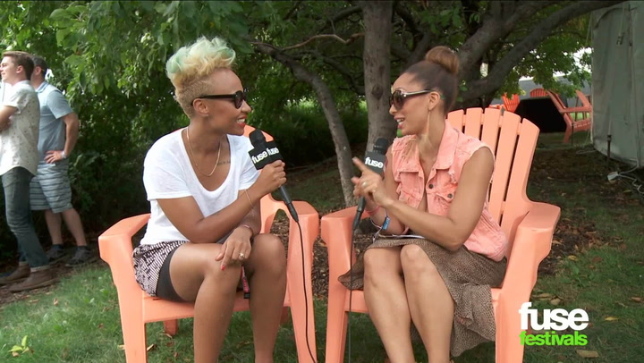 "Festivals: Lollapalooza 2013: Emeli Sande ""Dream Come True"" Working With Wyclef Jean"